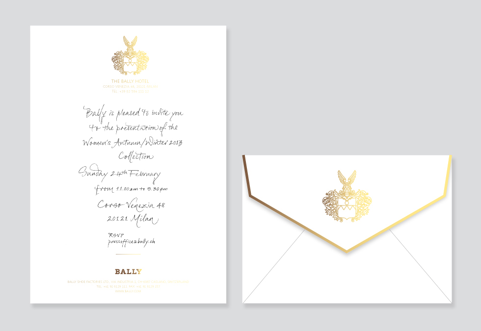 Bally Invitations