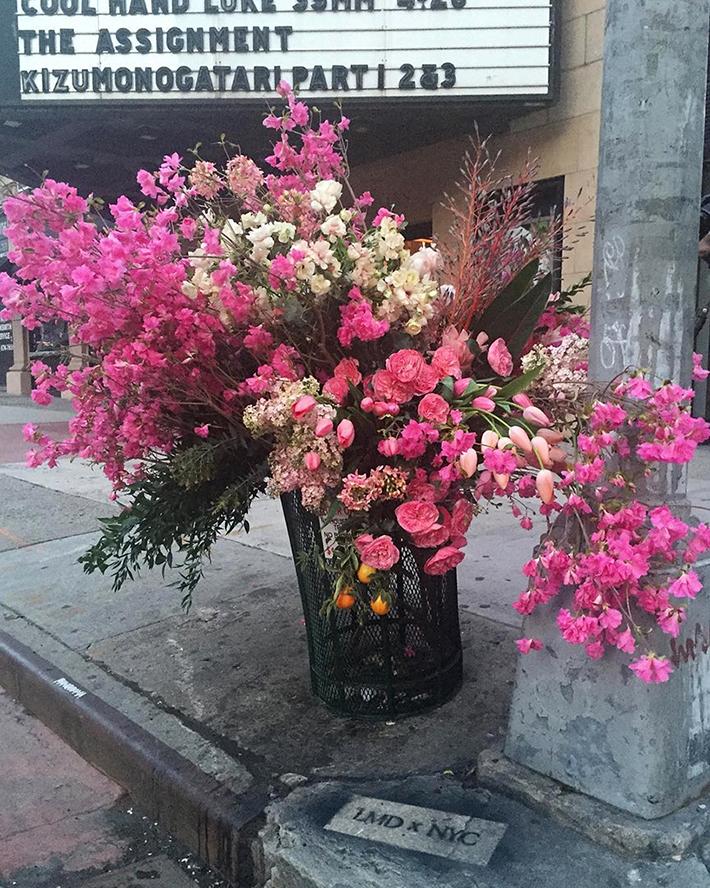 lewis-miller-floral-designer-nyc-trash-cans-designboom-05